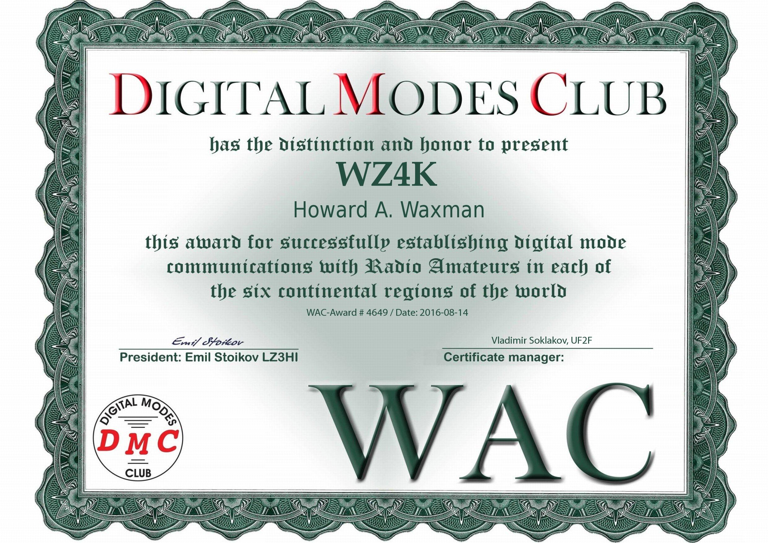 WAC-4649-WZ4K