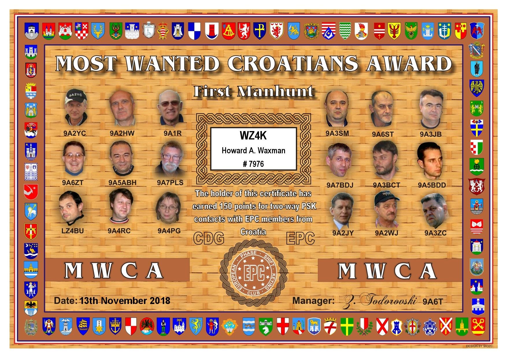WZ4K-MWCA-FIRST