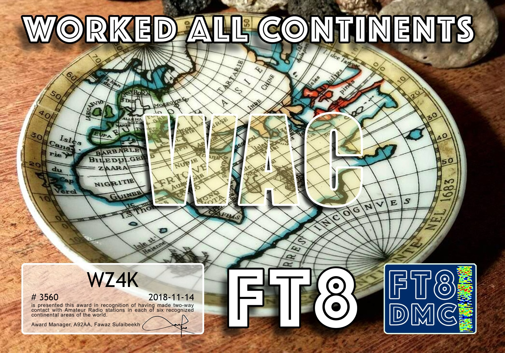 WZ4K-WAC-WAC