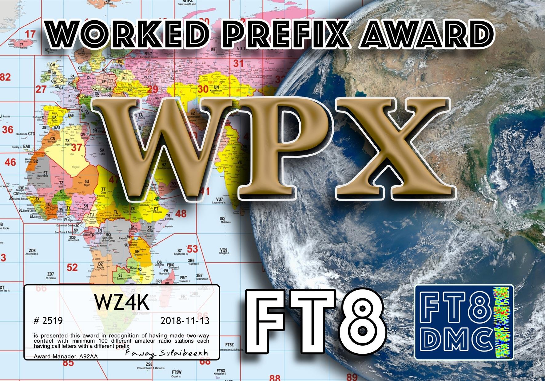 WZ4K-WPX-100
