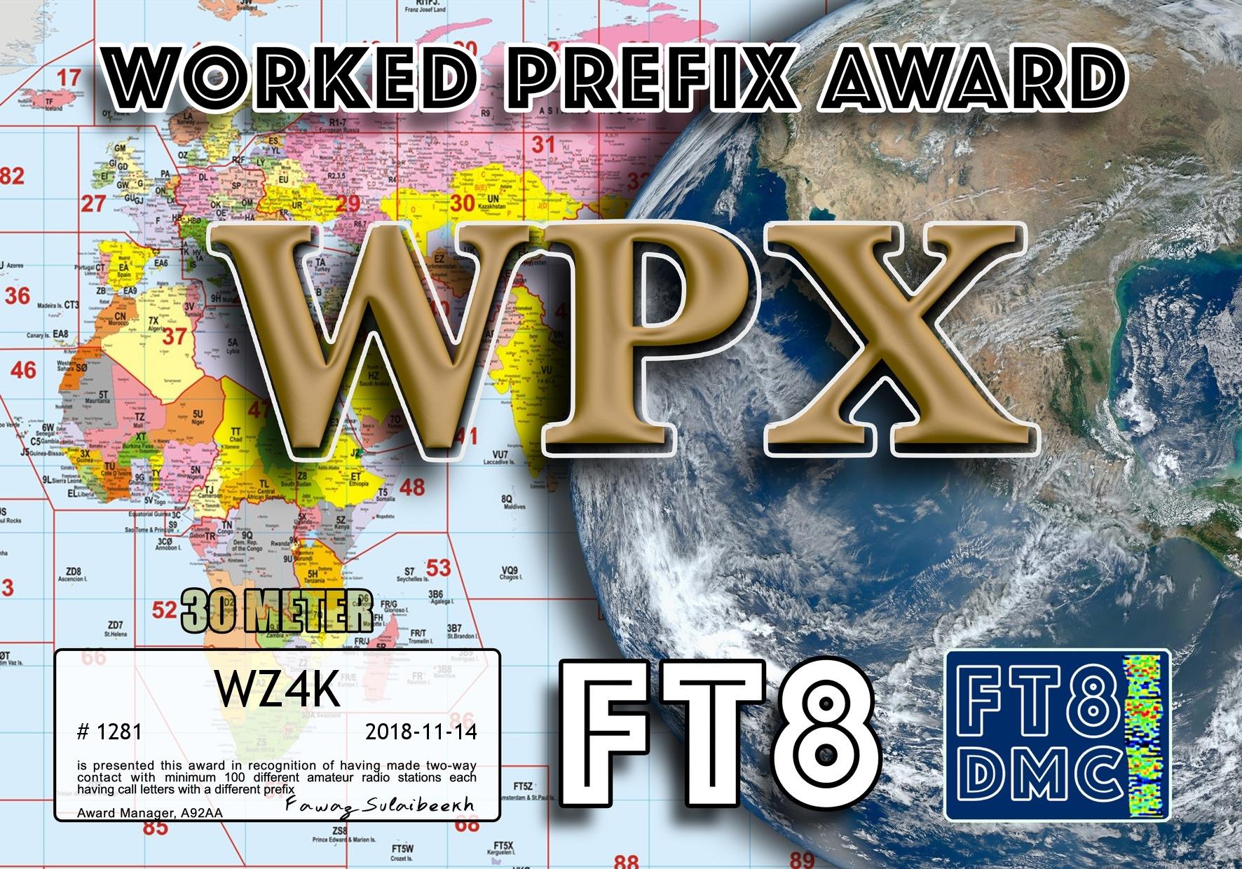 WZ4K-WPX30-100
