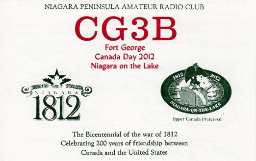 CG3B - CANADA DAY