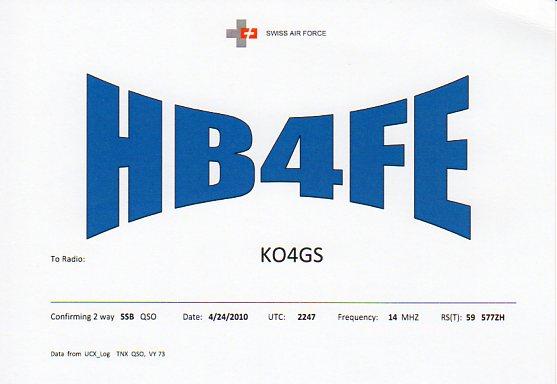 HB4FE