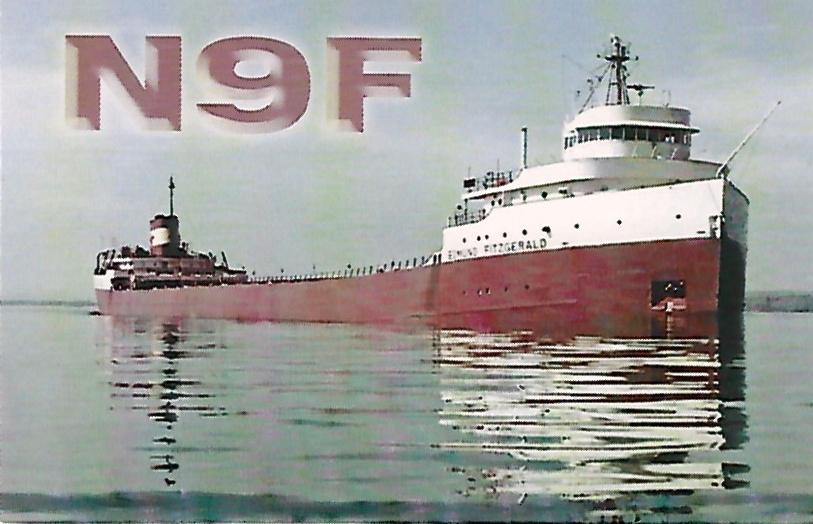 N9F - Edmund Fitzgerald