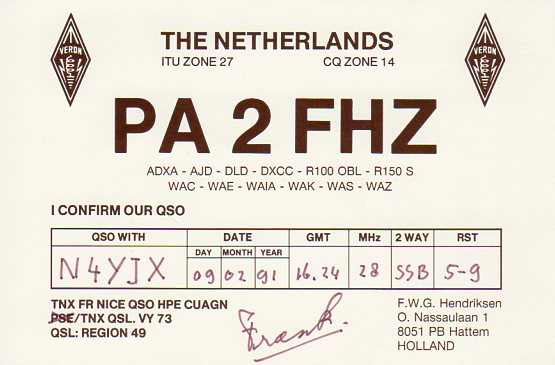 PA2FHZ