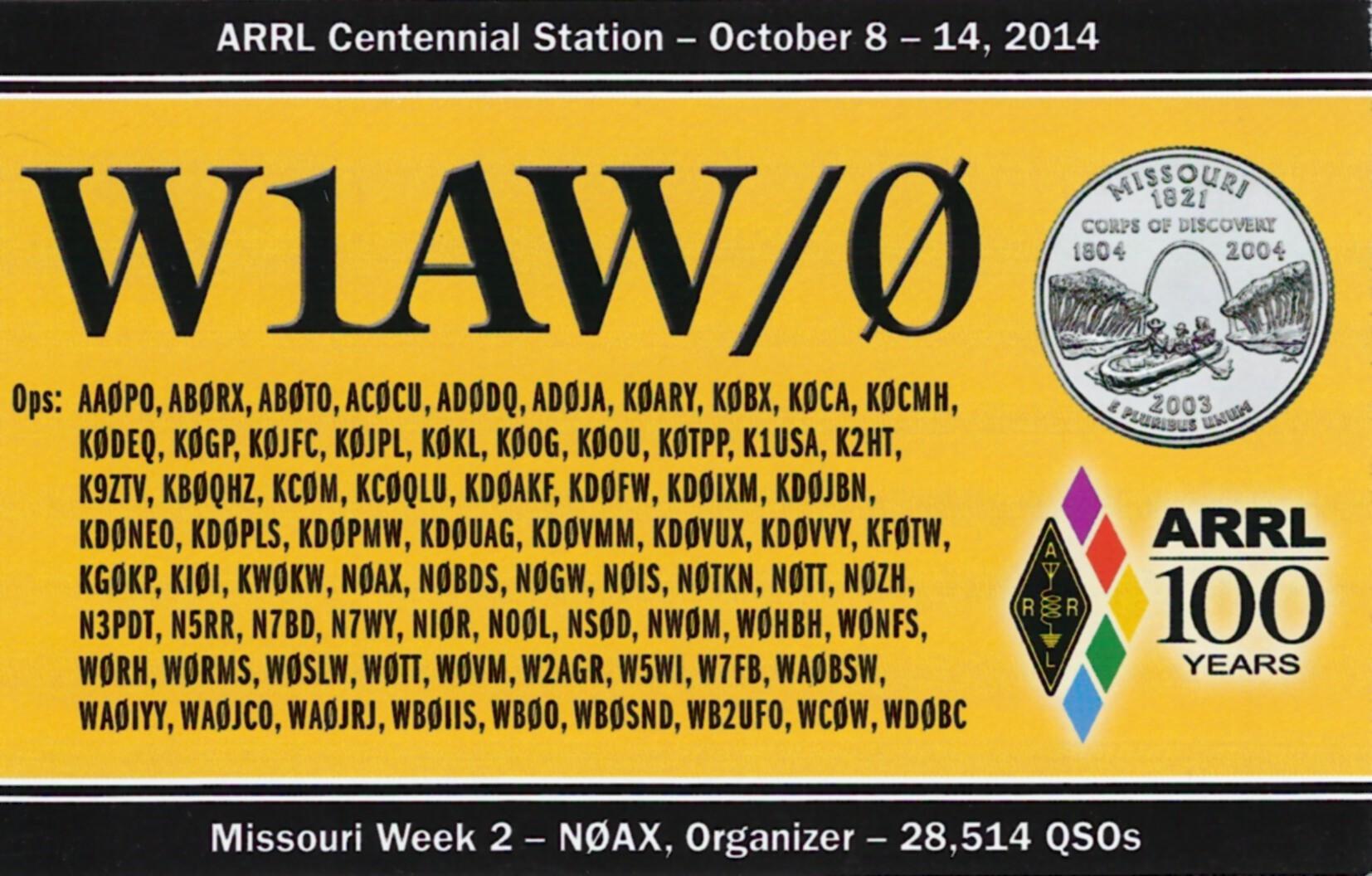 W1AW-0 MO2
