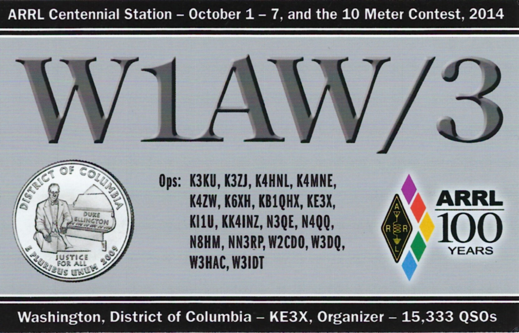 W1AW-3 DC