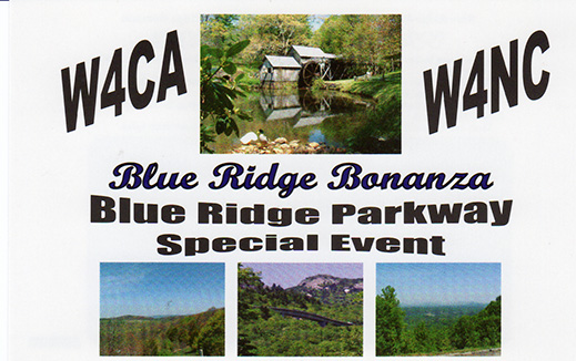 W4CA - Blue Ridge Bonanza