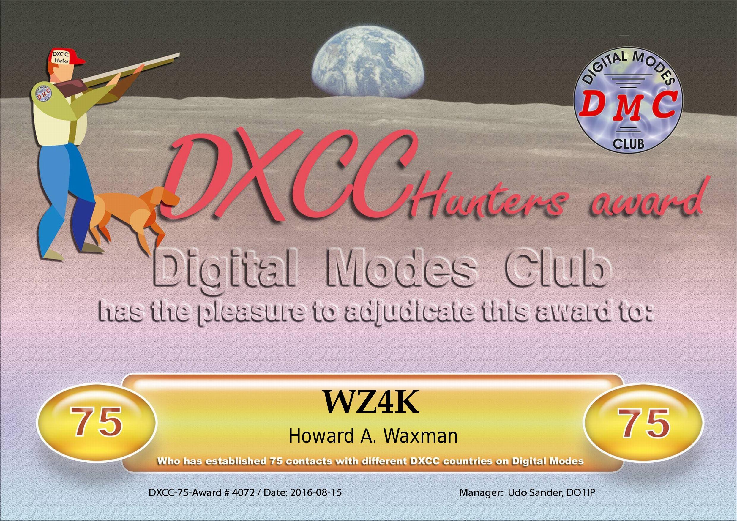 DXCC-75-4072-WZ4K