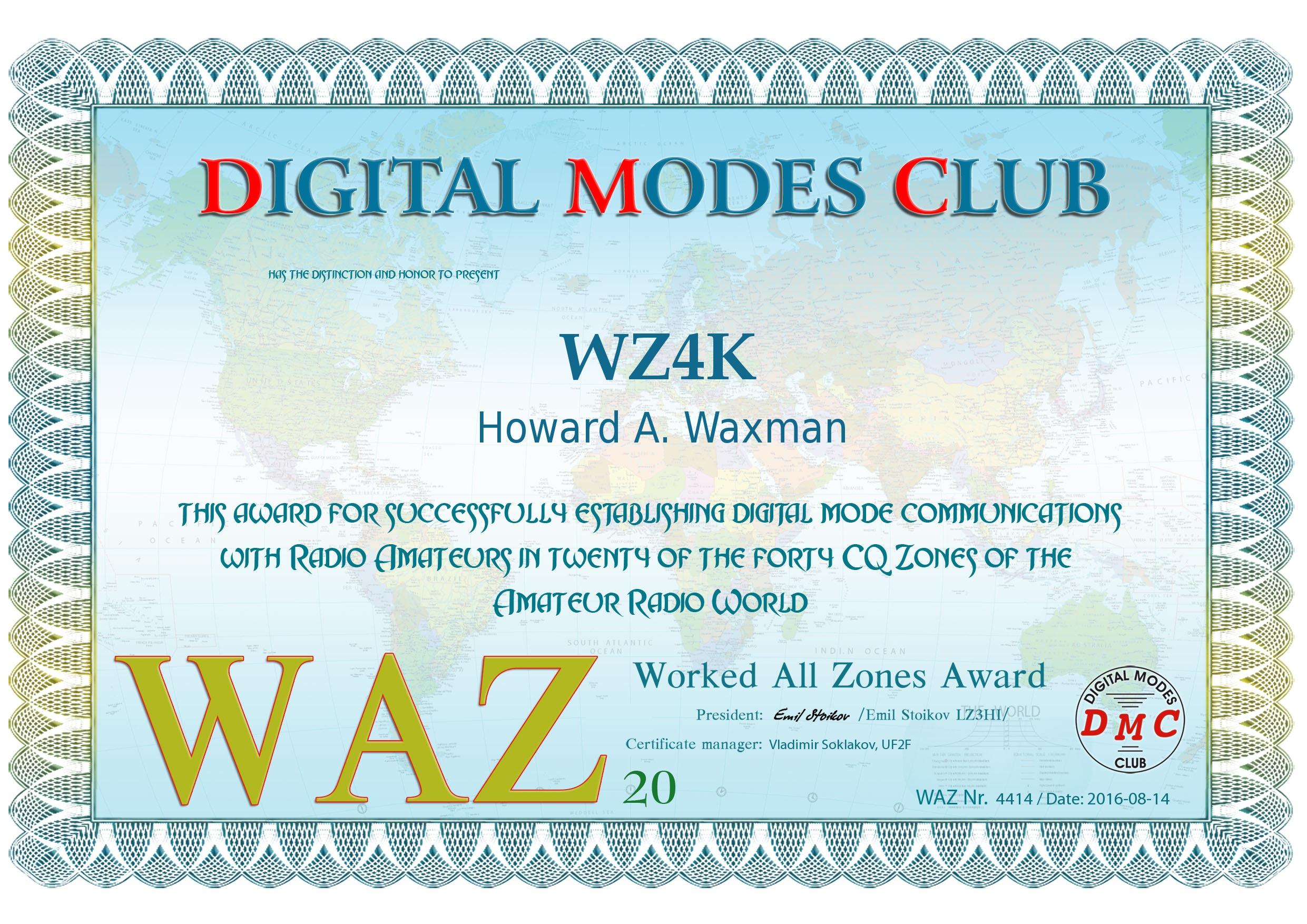 WAZ-20-4414-WZ4K