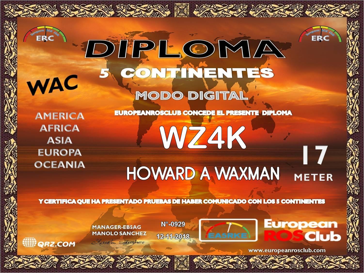 WZ4K-DCM-17M
