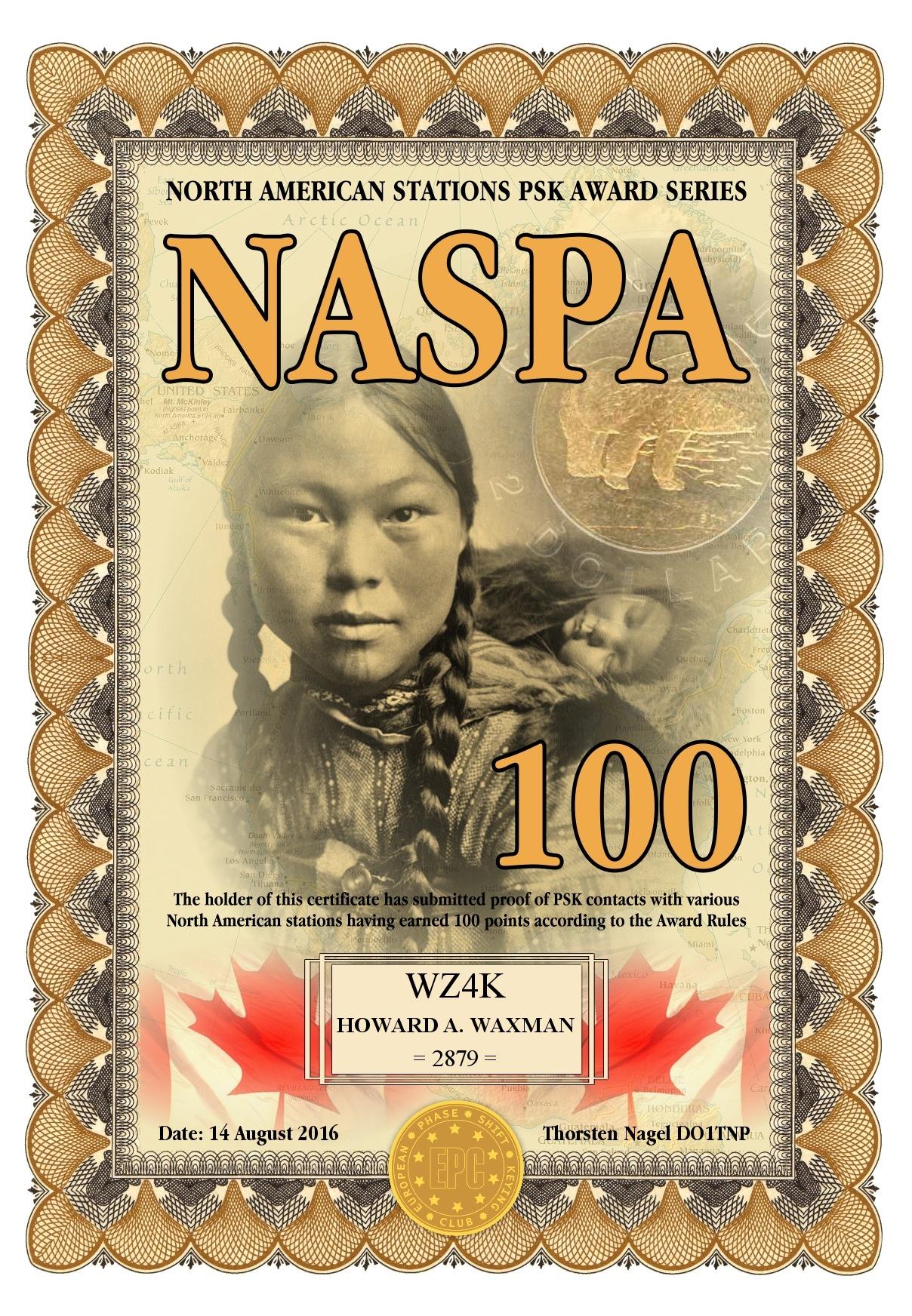 WZ4K-NASPA-100