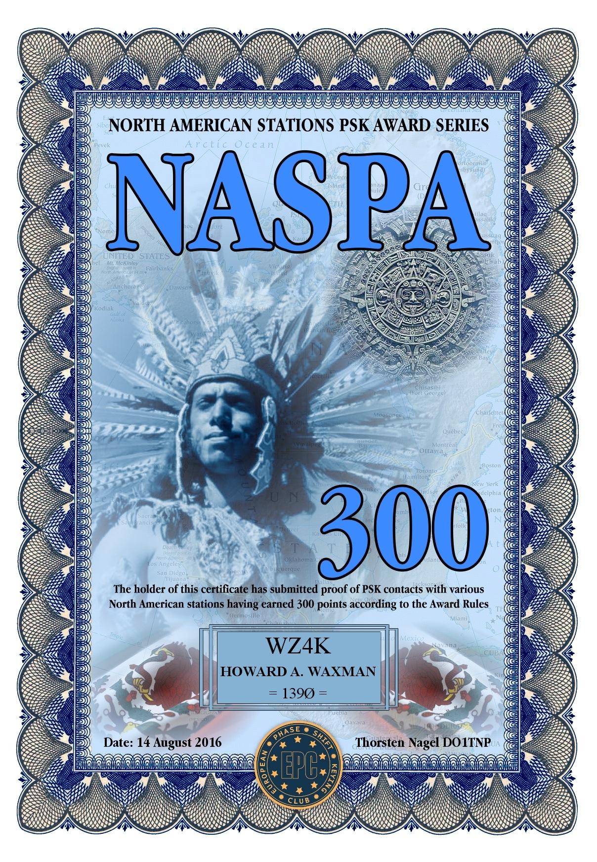 WZ4K-NASPA-300