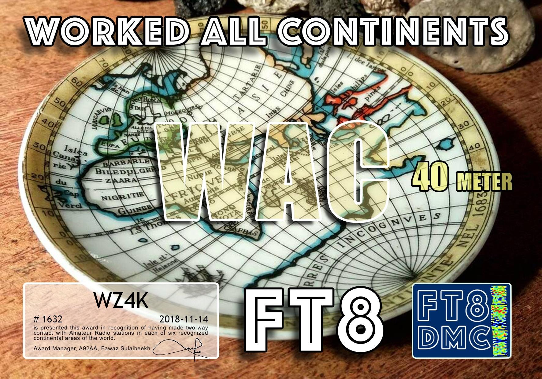 WZ4K-WAC-40M
