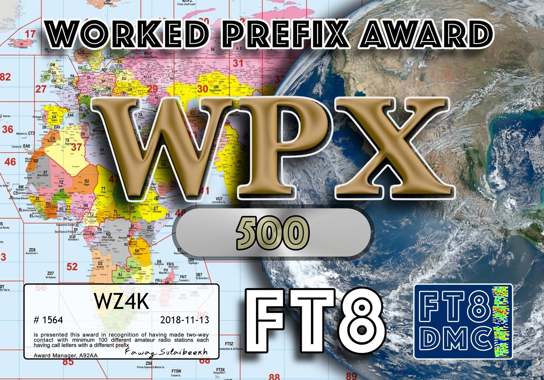 WZ4K-WPX-500