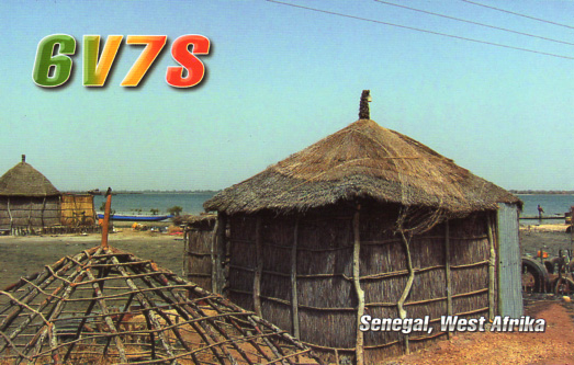 6V7S - Senegal