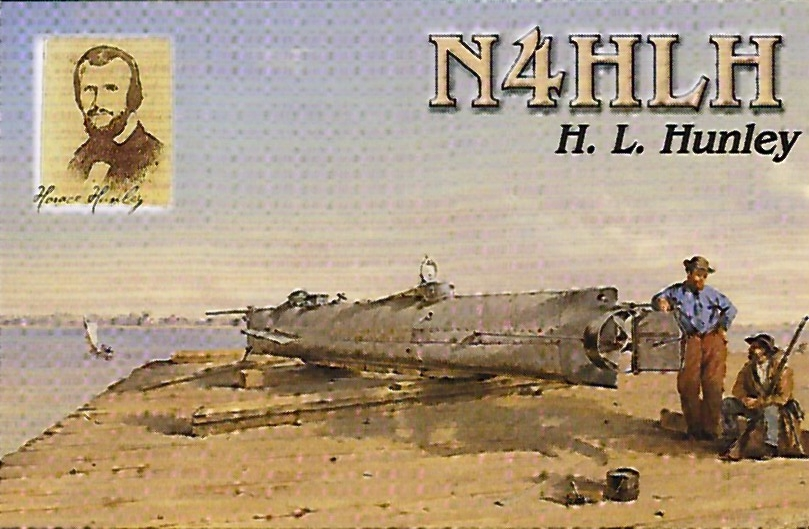 N4HLH - Hunley