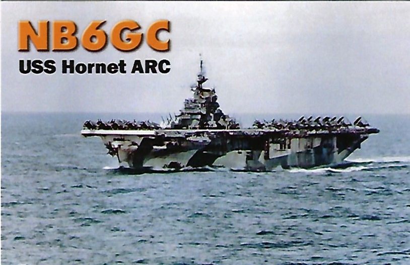 NB6GC - USS Hornet
