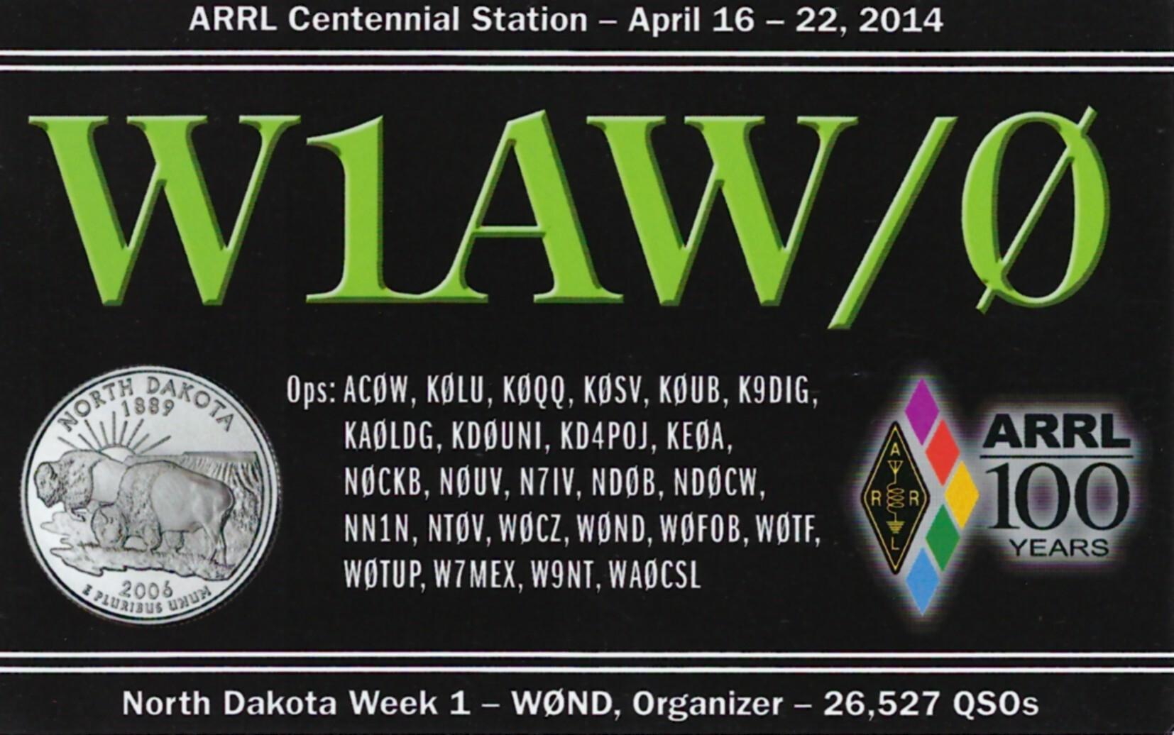 W1AW-0 ND