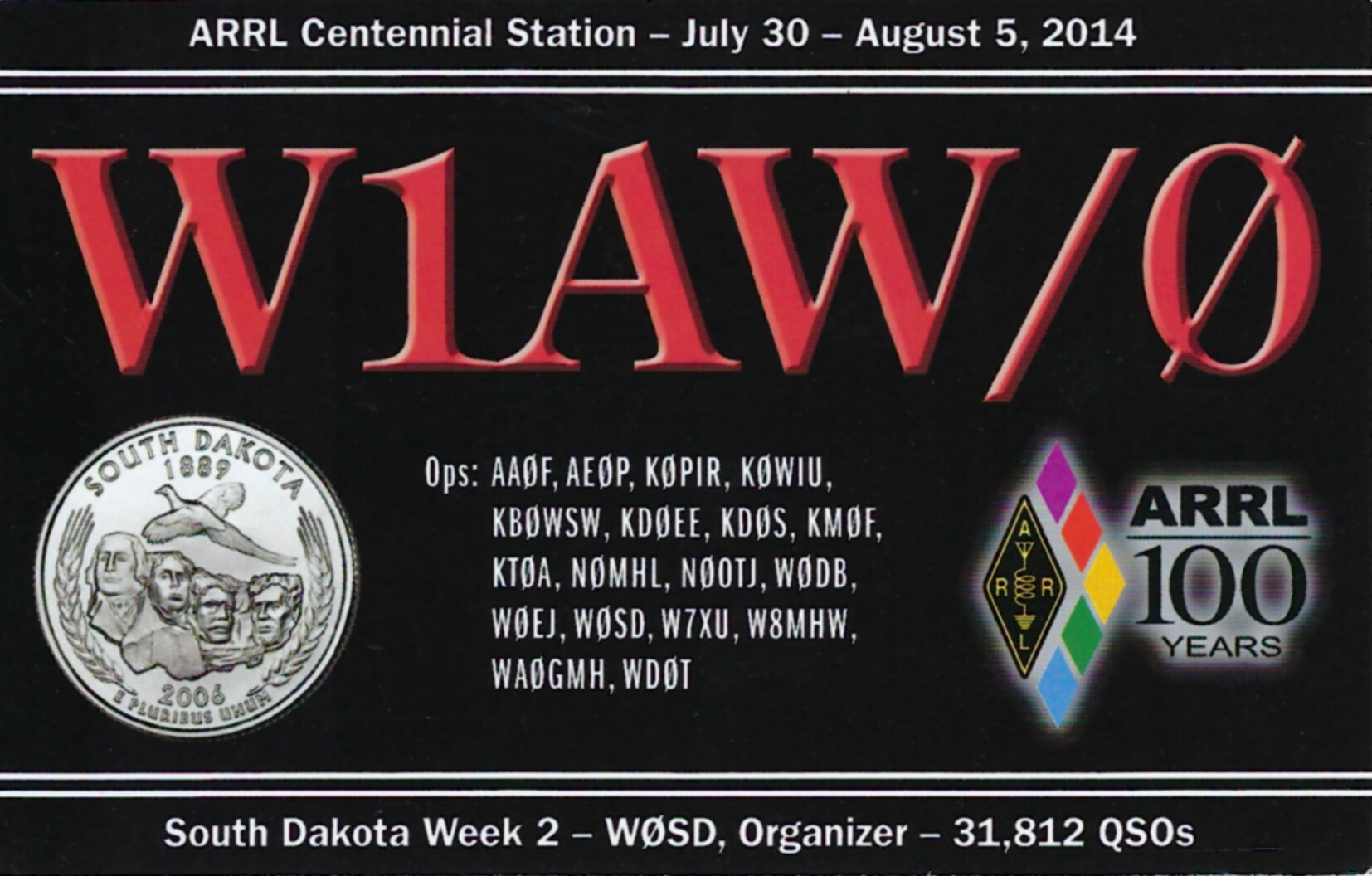 W1AW-0 SD2