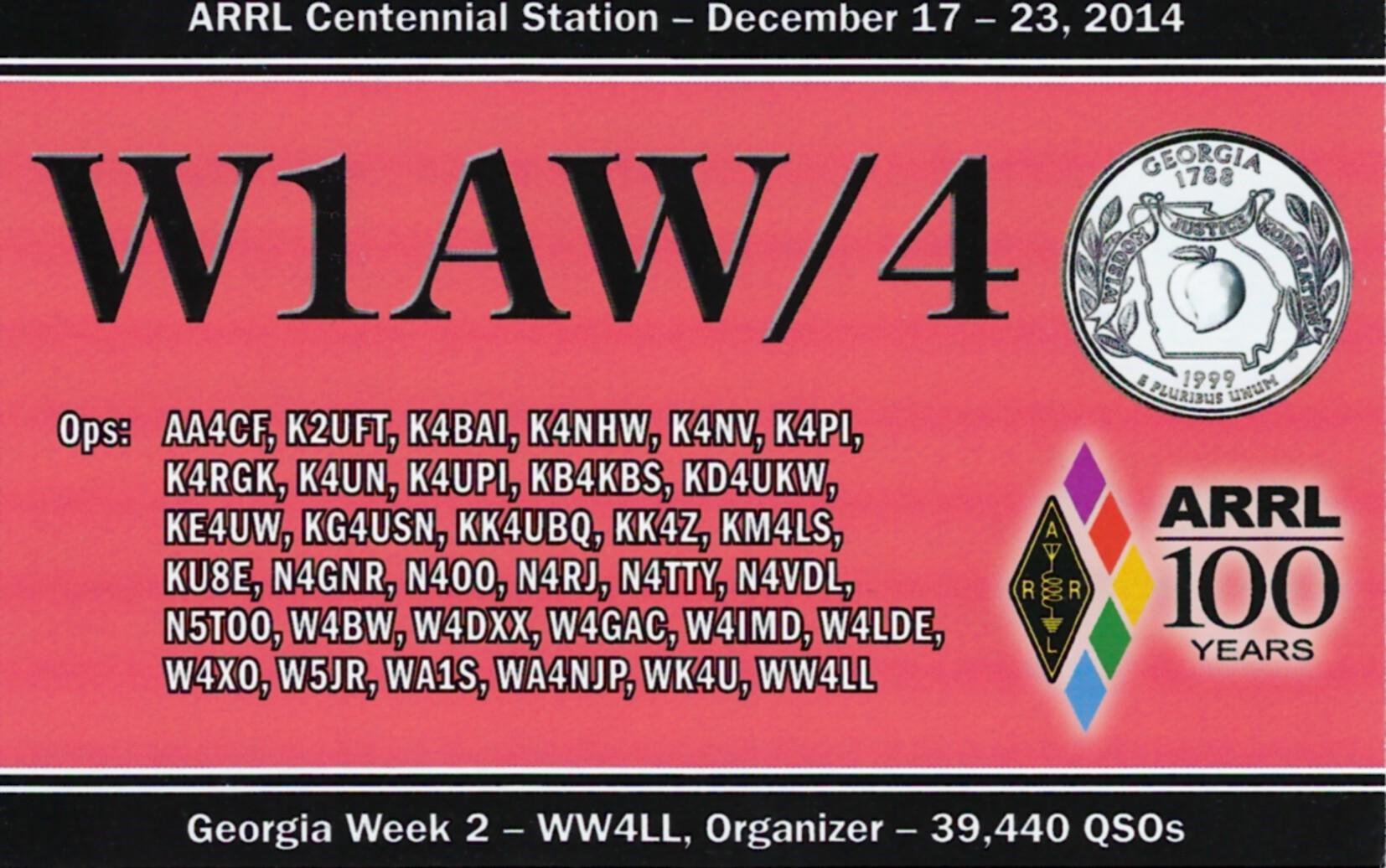 W1AW-4 GA2