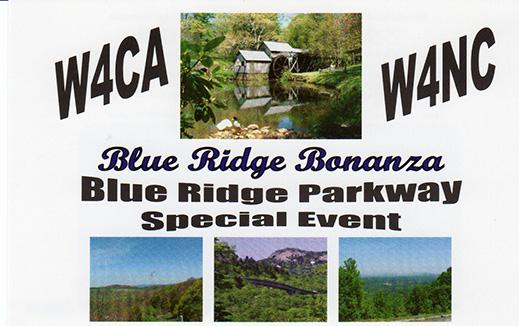 W4CA - Blue Ridge Bonanza
