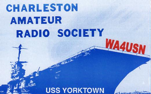 WA4USN USS Yorktown